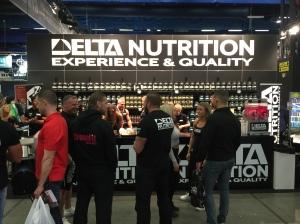 delta nutrition